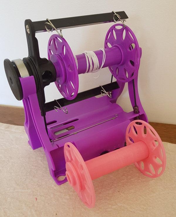 EEW Nano/Mini bobbin- Pink