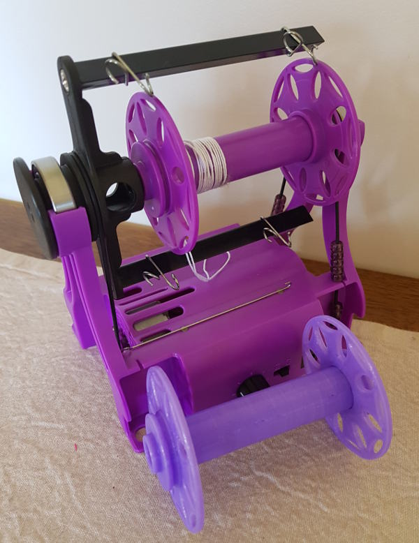 EEW Nano/Mini bobbin- Purple