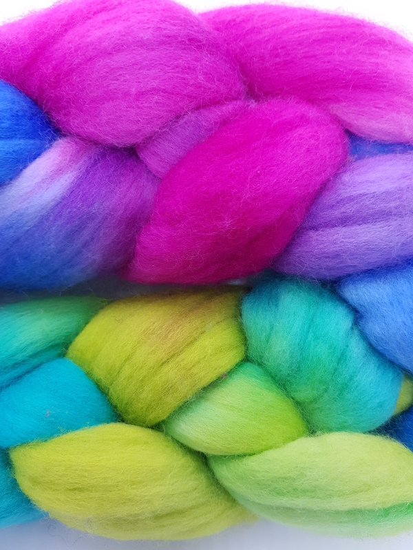 Bewitched roving