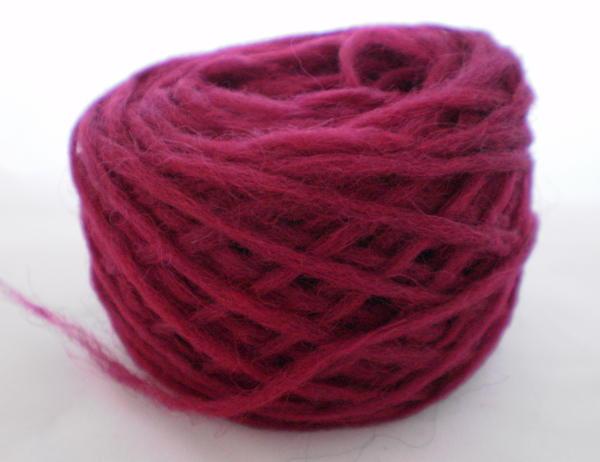 Burgundy Pre Yarn