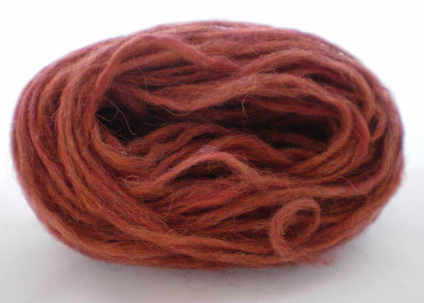 Dark Amber Pre Yarn