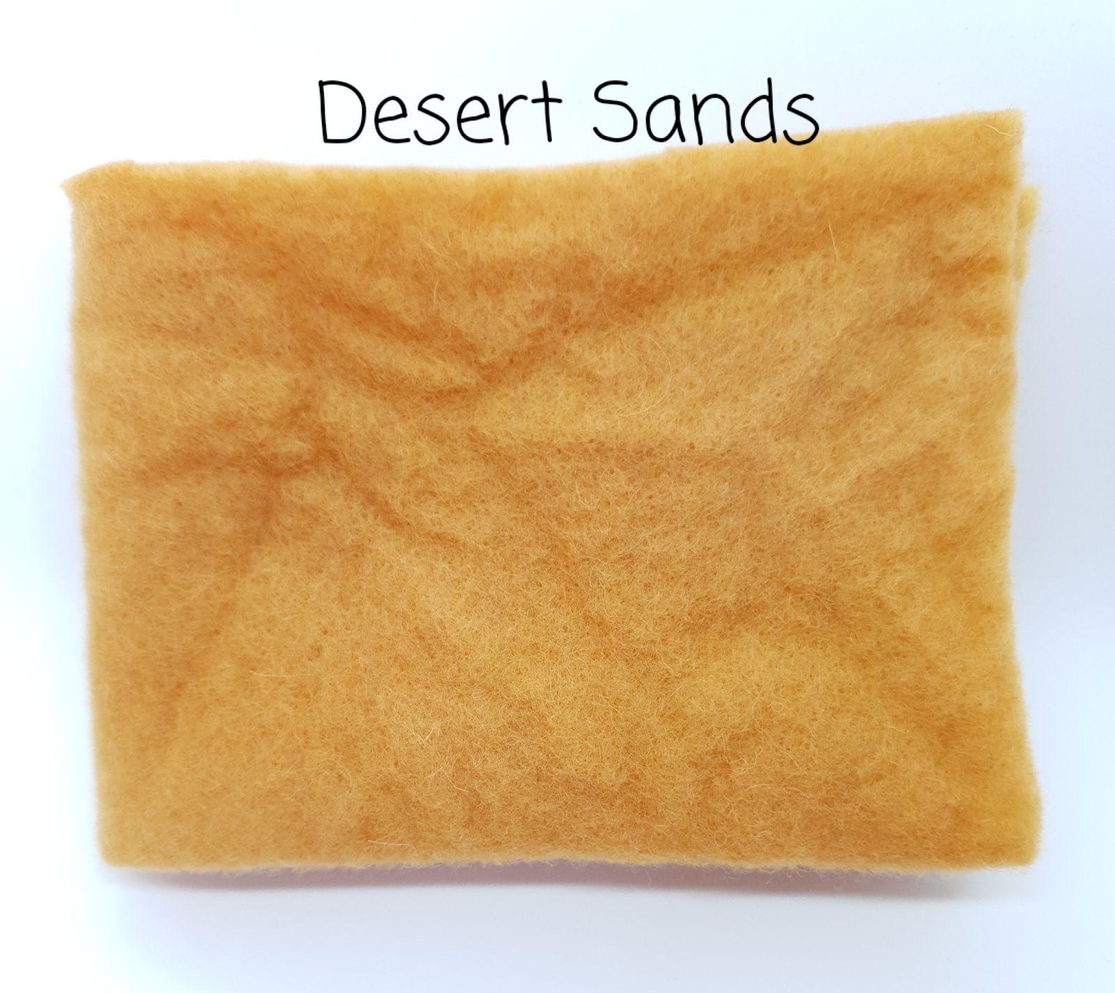 Desert Sands Pre Felt