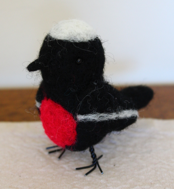 Red Robin Felting Kit