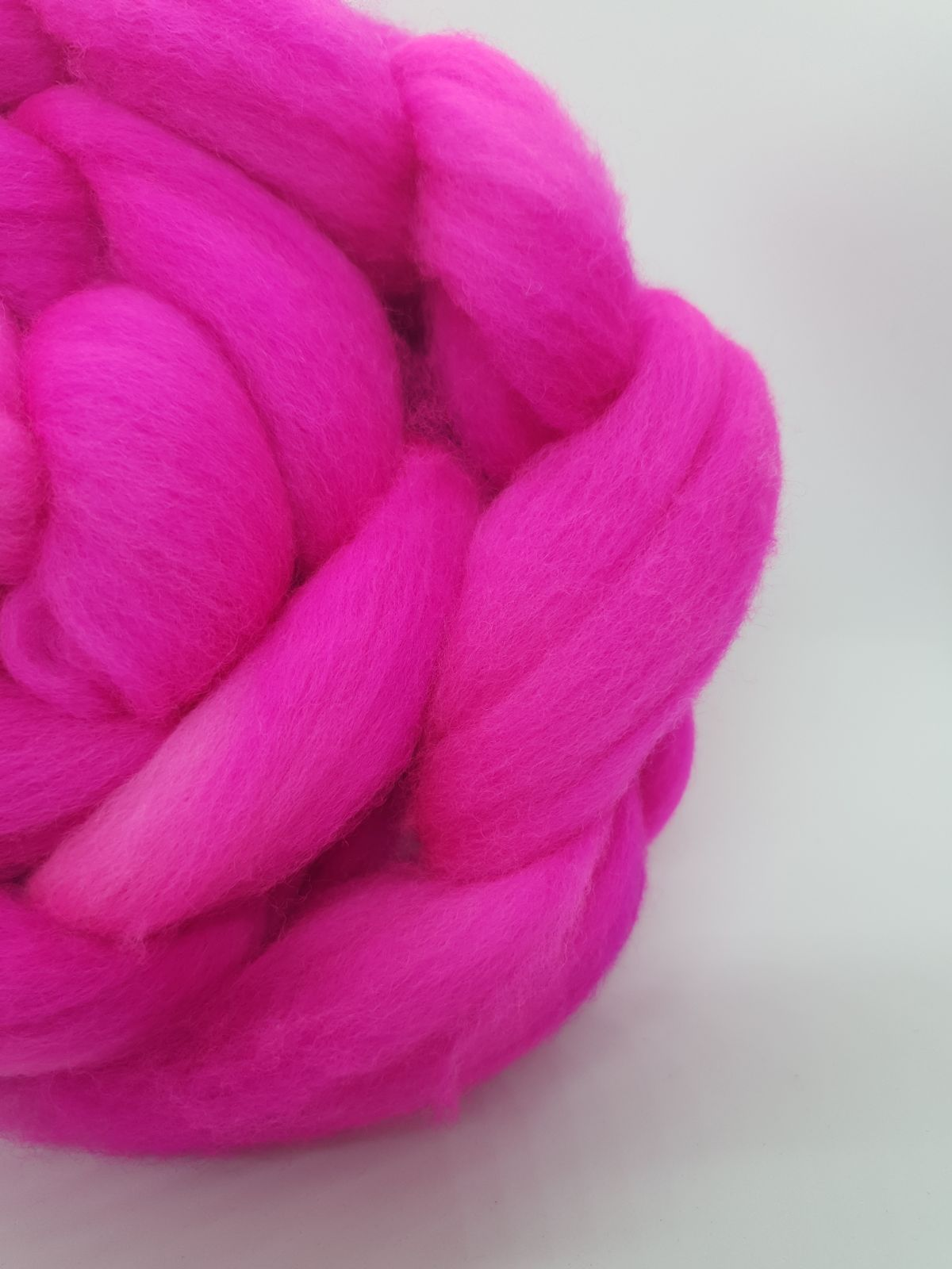 In the Pink roving