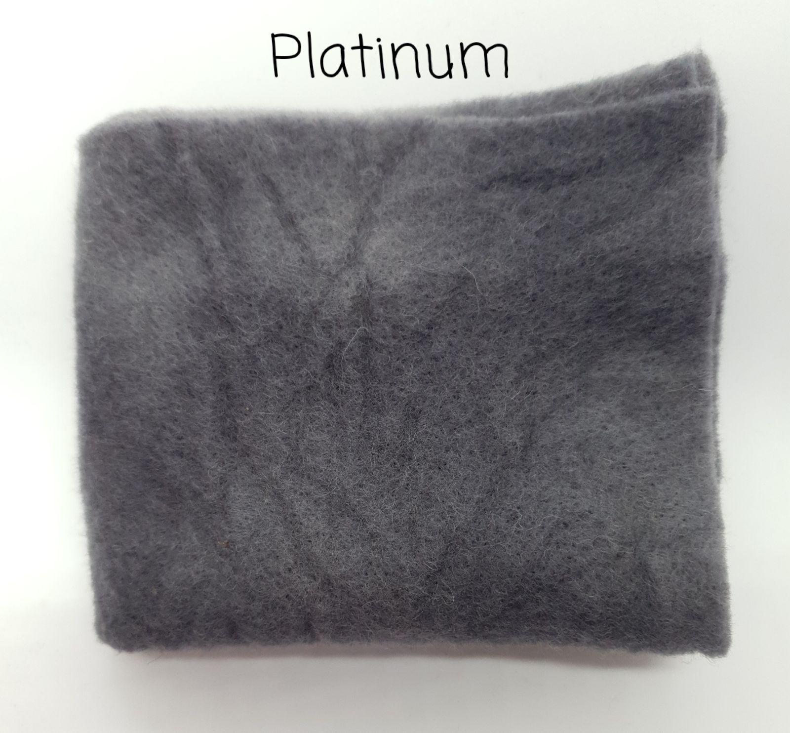 Platinum Pre Felt