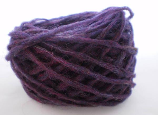 Plum Pre Yarn