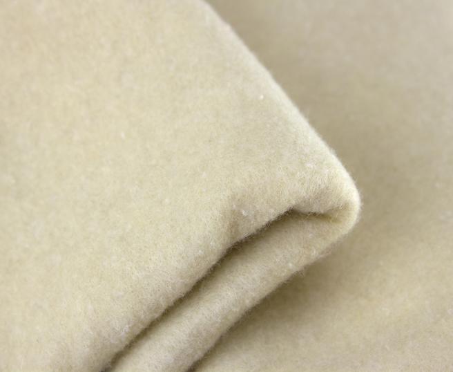 Luxury Merino/ Mulberry Silk Pre-Felt