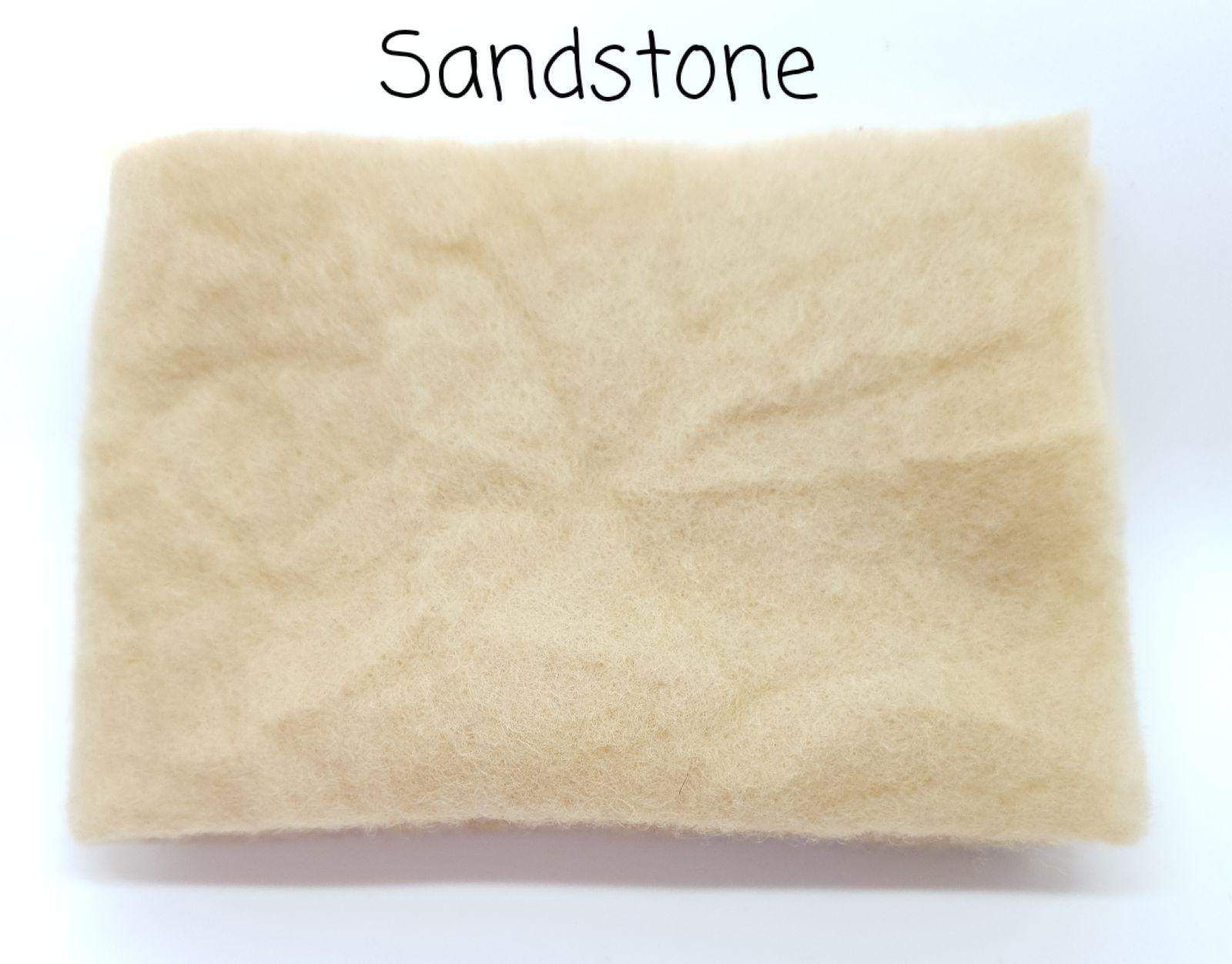 Sandstone Pre Felt