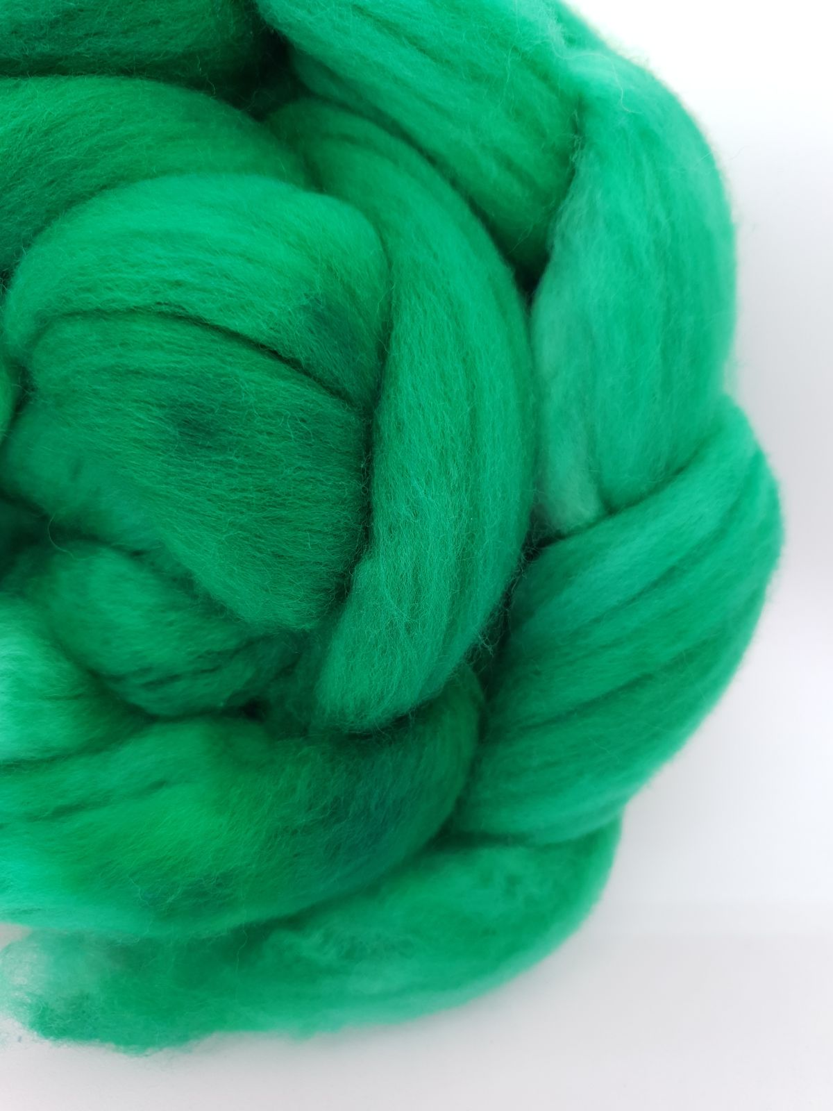 Sparkling Apple roving