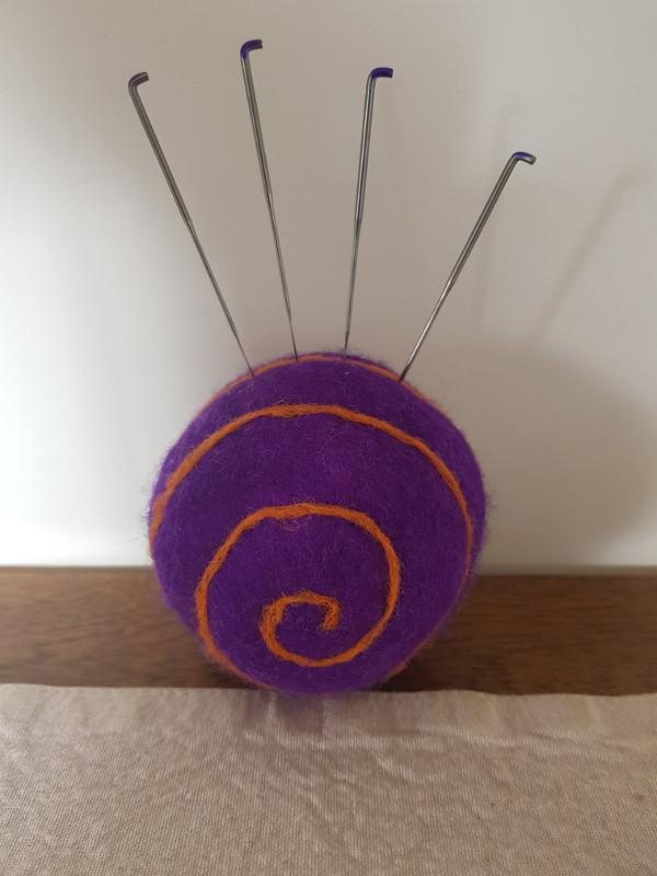 40g Spiral Needles