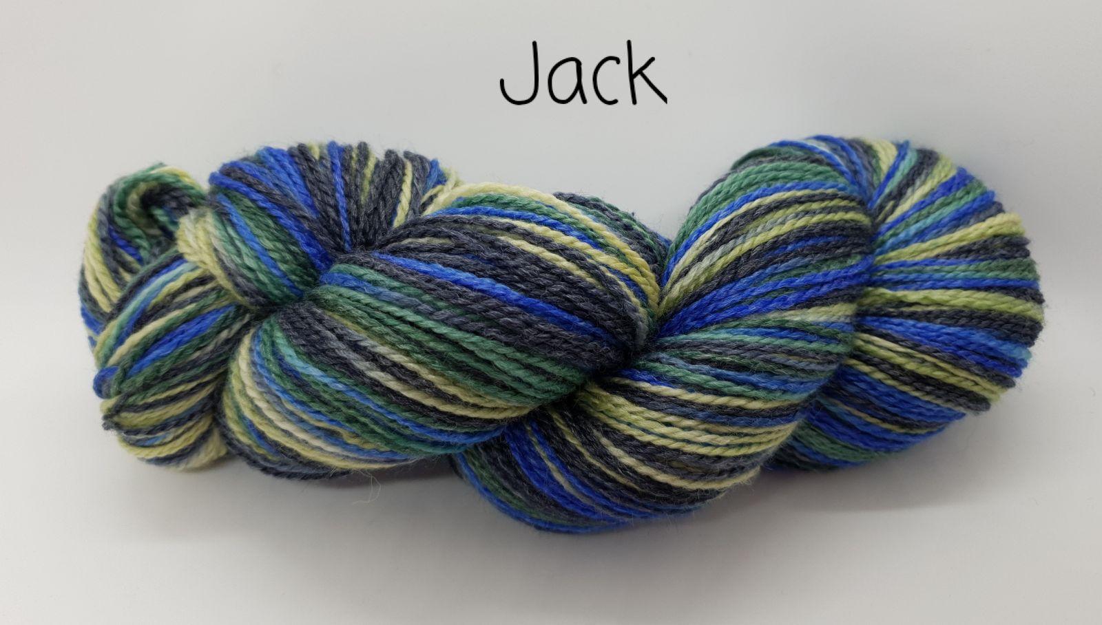 Jack Sock Yarn