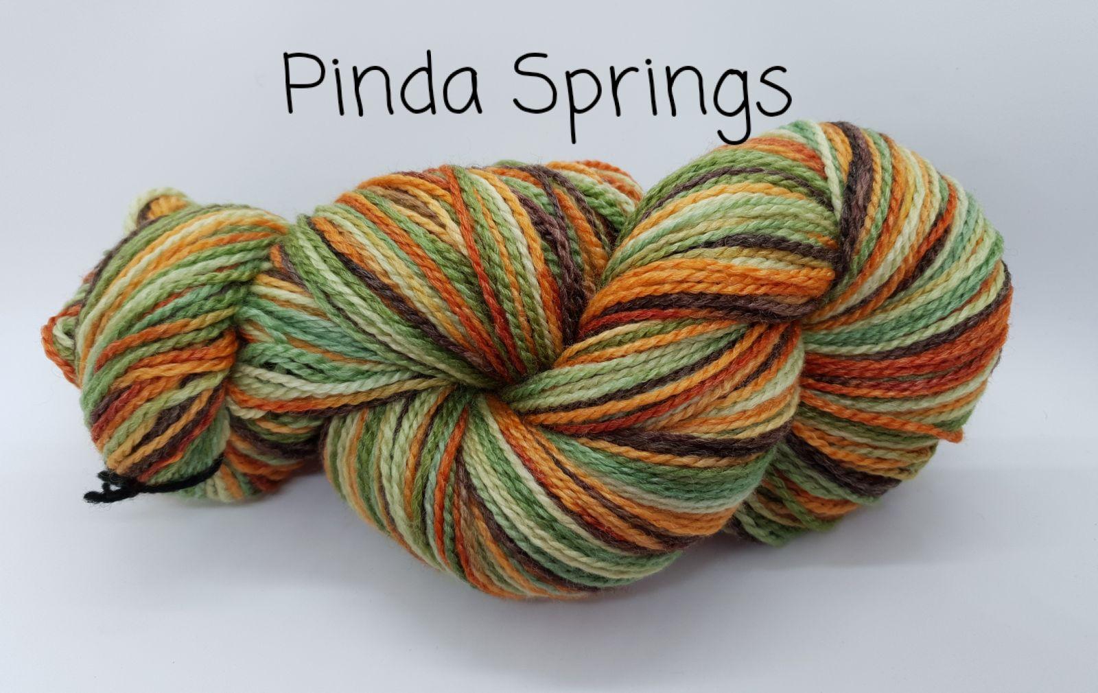 Pinda Springs Sock Yarn
