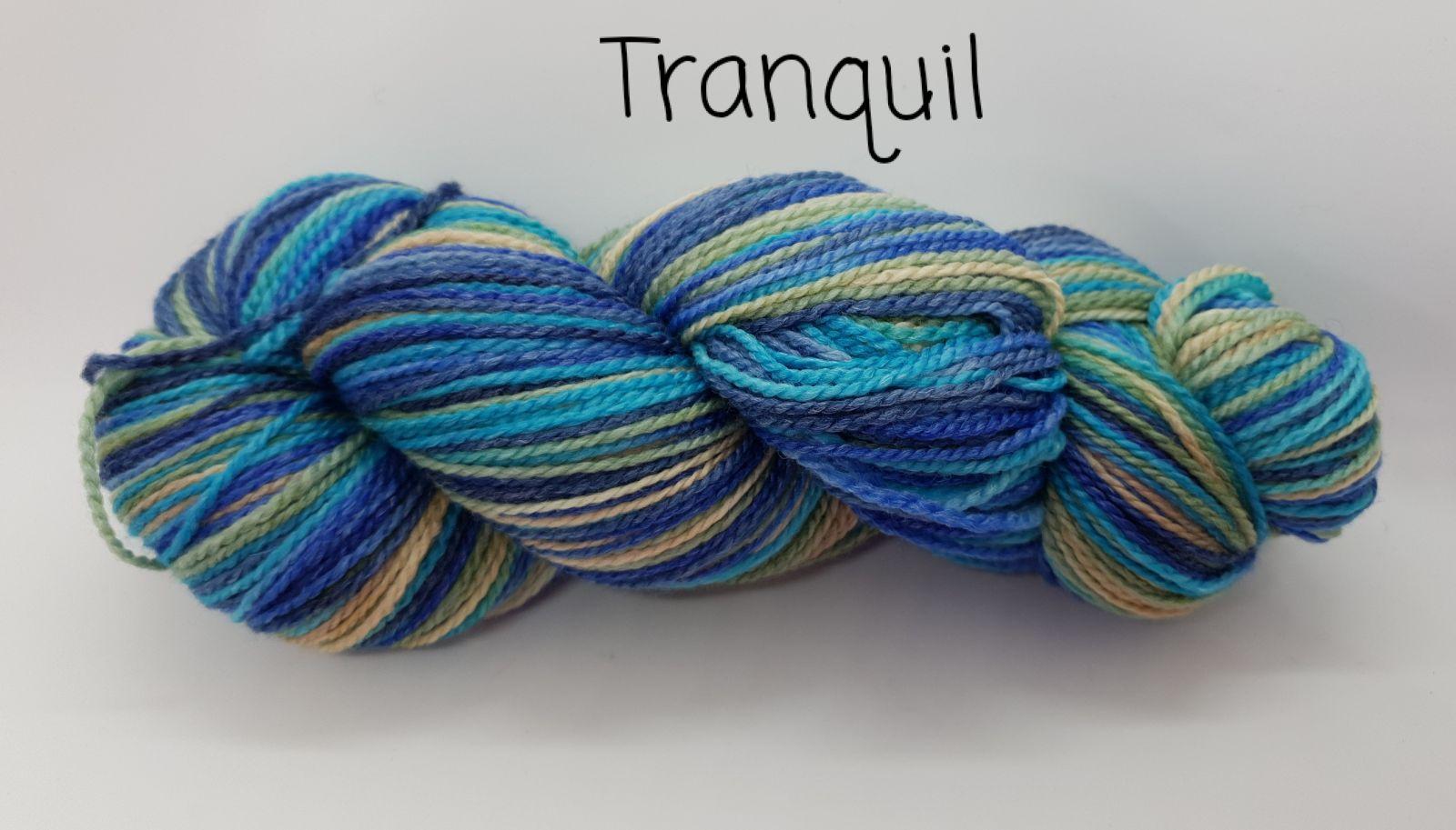 Tranquil Sock Yarn