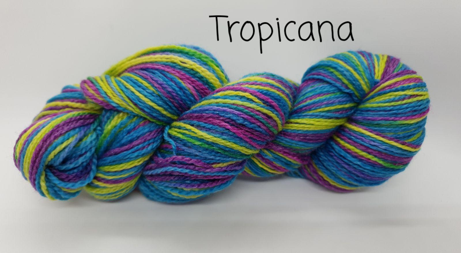Tropicana Sock Yarn