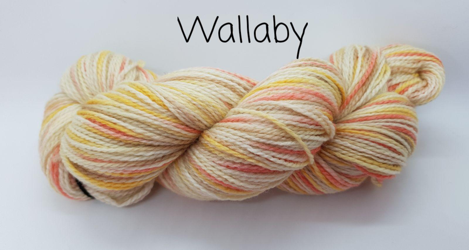 Wallaby Sock Yarn