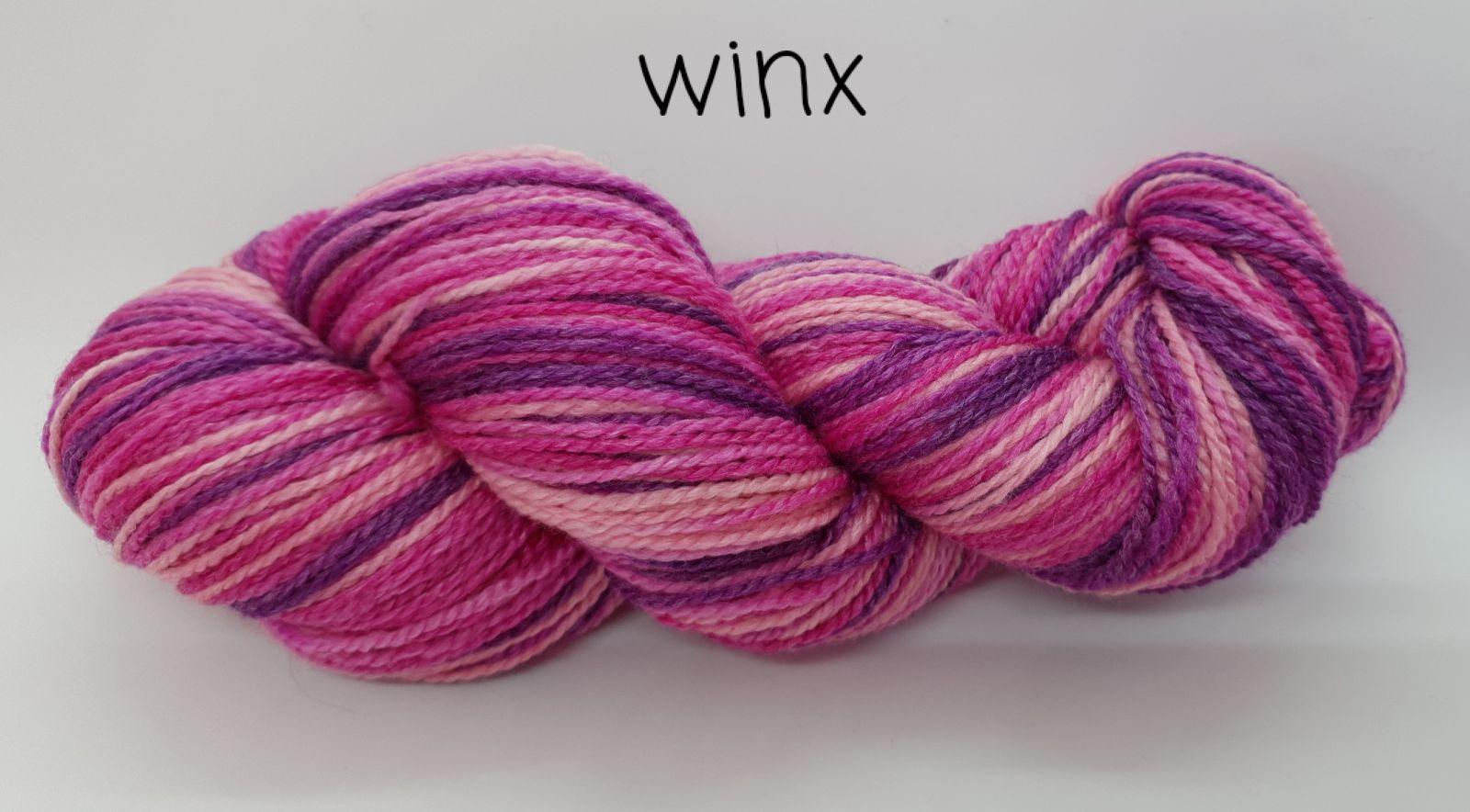 Winx Sock Yarn