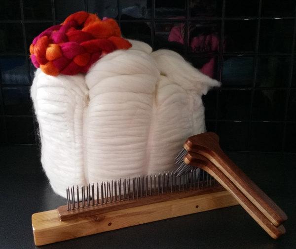 10 kg wool bump
