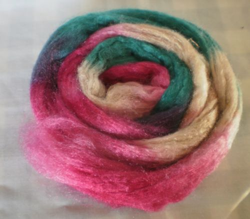 Plum Sage Bright Trilobal Fibre